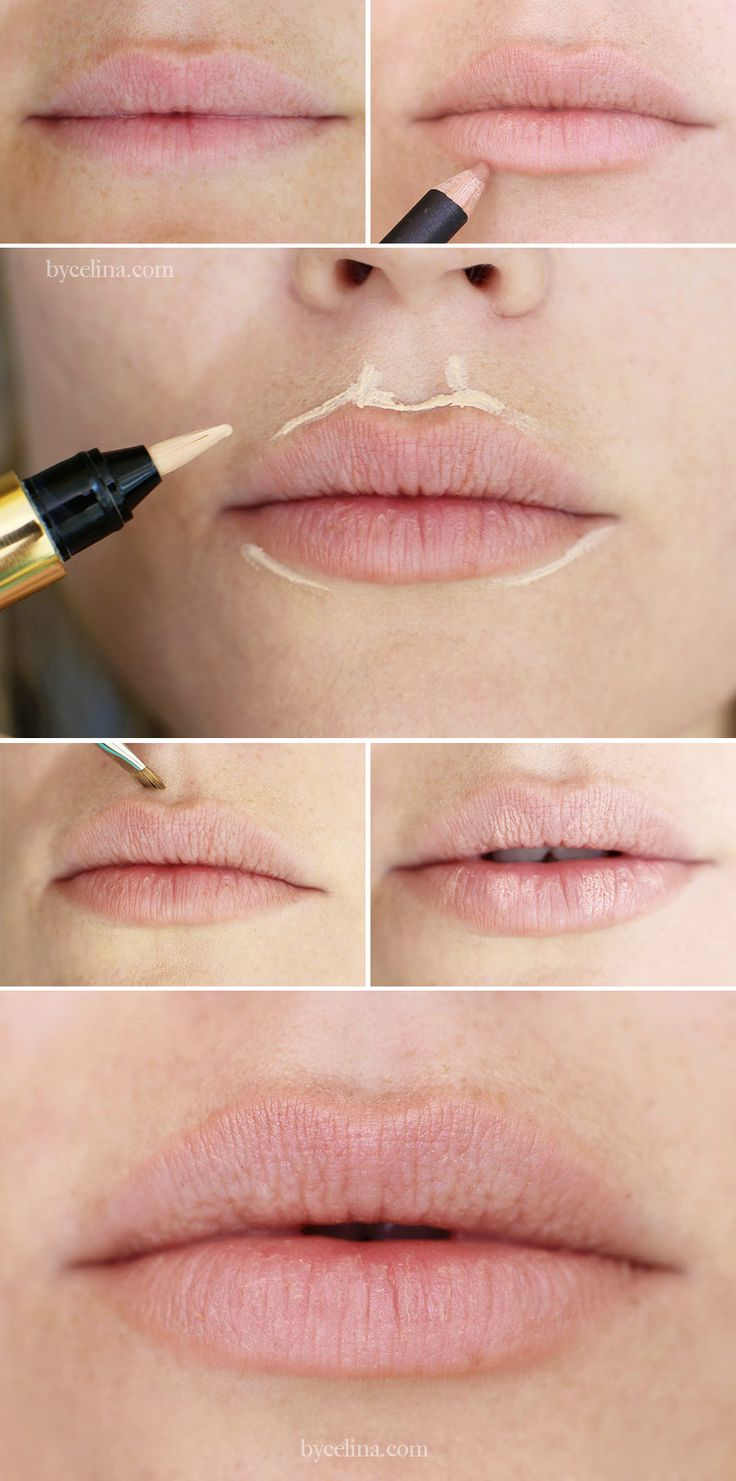 how to make your lip quiver
